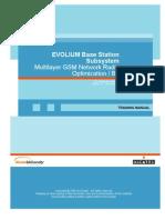 EVOLIUM Base Station Subsystem Multilayer GSM Network
