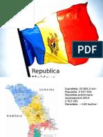 Prezentare demografie republica moldova