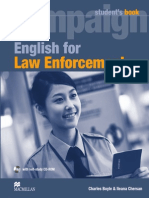English for Law Enforcement Unit 2 Students Book