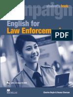 English for Law Enforcement Unit 2 Students Book