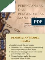 Akuntansi Internasional - Perencanaan Dan Pengendalian Manajerial
