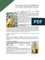 Historia Virgen Del Carmen