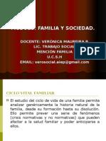 Desarrollo de Etapas de La Familia Psicosocial