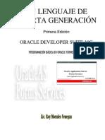Lenguajes de Cuarta Generacion - Oracle Developer Suite 10g-Libre