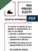 Mantenimiento Electrico 1