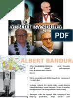 Albert Bandura Present.