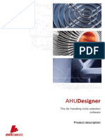 AHU Designer-Product Description-EnG-Ver 1 7