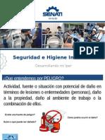 identificaciín de peligros y evaluacion de riesgos Iper