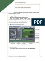 Tutorial Membuat Komposisi Suara Dengan Adobe Audition