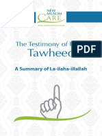 Tawheed Booklet