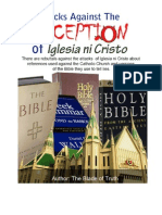 Blocks Against the Deception of Iglesia Ni Cristo
