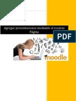 Agregar Presentaciones Mediante El Recurso Pagina