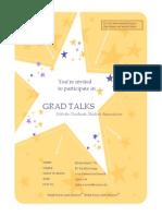 WMU Grad Talks