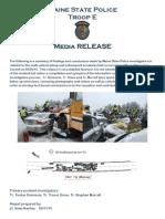 Media Release I-95 Pile-Up