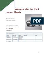 Ford in Algeria