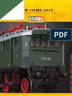 BRAWA New Items Catalogue 2015