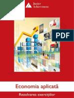 Rezolvarea Exercitiilor Economie Aplicata WTM