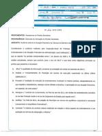 Auditoria Externa à situação financeira da CMB no ano de 2013