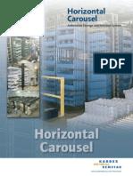 Horizontal Carousel
