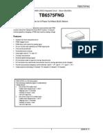 TB6575FNG en Datasheet