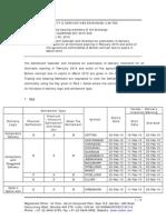 Settlement Calendar 30012015