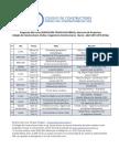 Inspección Técnica de Obra y Gerencia de Proyectos 2015