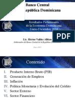 BC - Informacion Preliminar 2014