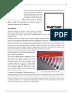 Pantone Historia