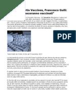 Novartis Vaccines Francesco Gulli I Bambini Nasceranno Vaccinati