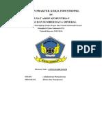 Contoh Laporan PKL SMK AP