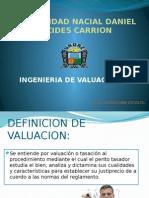 Valuacion Clases