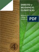 DIREITO E MUDANÇAS CLIMATICAS