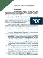 Normele Și Izvoarele Dreptului Administrativ