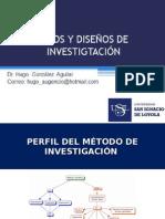 Tipos y Disenos de Investigacion