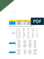 Diseño de redes cerradas metodo matricial.xlsx