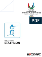 WU 2015 Biathlon Results