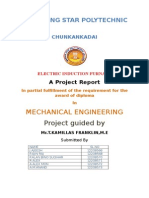 Induction Furnace Report