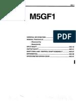 Ensamble de Caja de Tucson M5GF1
