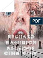 Relatos para Cine y Televisión de Richard Matheson