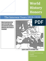 The Interwar Years Packet