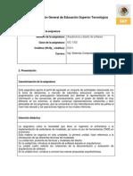 2 .-Arquitectura y Diseno de Software