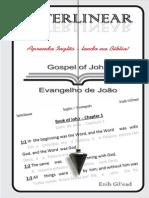 Bíblia Interlinear Inglês-Português