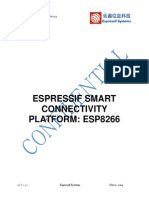 ESP8266 Specifications