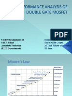 Double Gate Mos