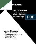 TIC300 PRO Manual Muilti Low