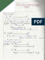 Chapitre 2 - Analyse Vectorielle