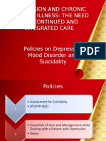 Depression Policy