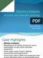 36551123 Abrams Company