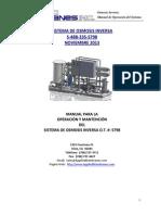 Manual 5798 Español