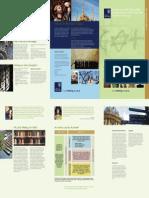 Theology Prospectus 2011